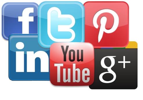 Social-logos-montage